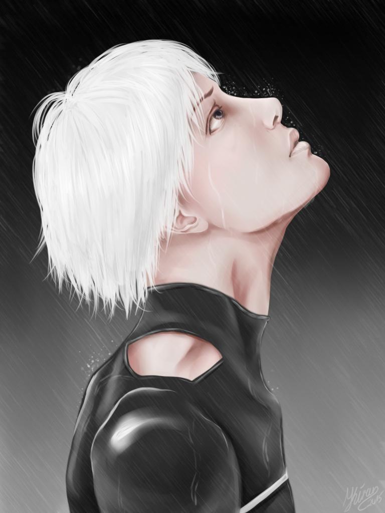 Rain down on me - Kaneki Ken by anime4ewa
