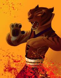 Tigress by glikery