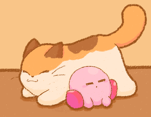 Kirby Challenge 4 - Animal Friend by Chenanigans