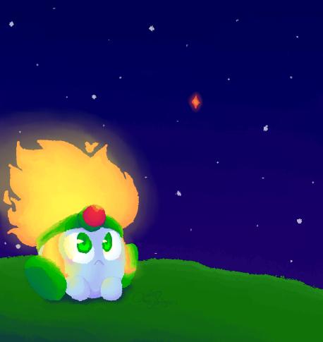 Kirby Challenge 6 - Helper by Chenanigans