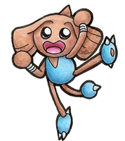 Pokemon Challenge Day 4 - Fighting by Chenanigans