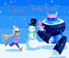 Merry Christmas 2015 by Chenanigans