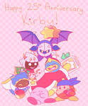 Kirby's 25th Anniversary