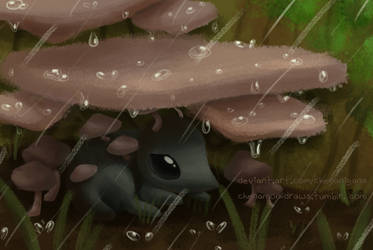 Art Fight - Smee in the Rain