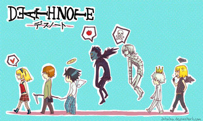Death Note by Jotaku