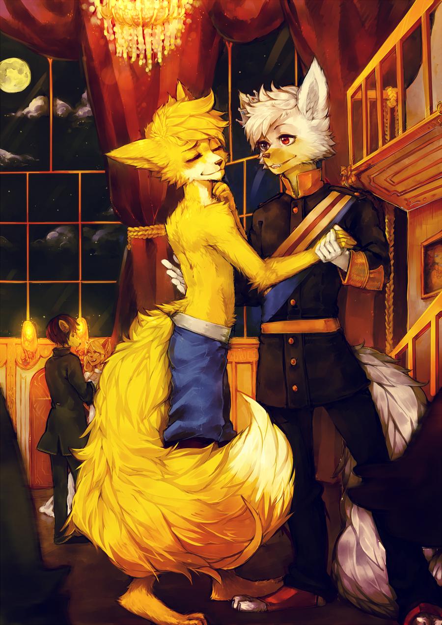 Ballroom Dance by Jotaku