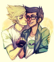 Love Was Made for Me and You by Jotaku