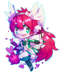 ::Commission:: sweetsushi - Freeze It Buster