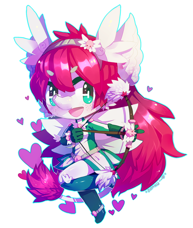 ::Commission:: sweetsushi - Freeze It Buster by Jotaku