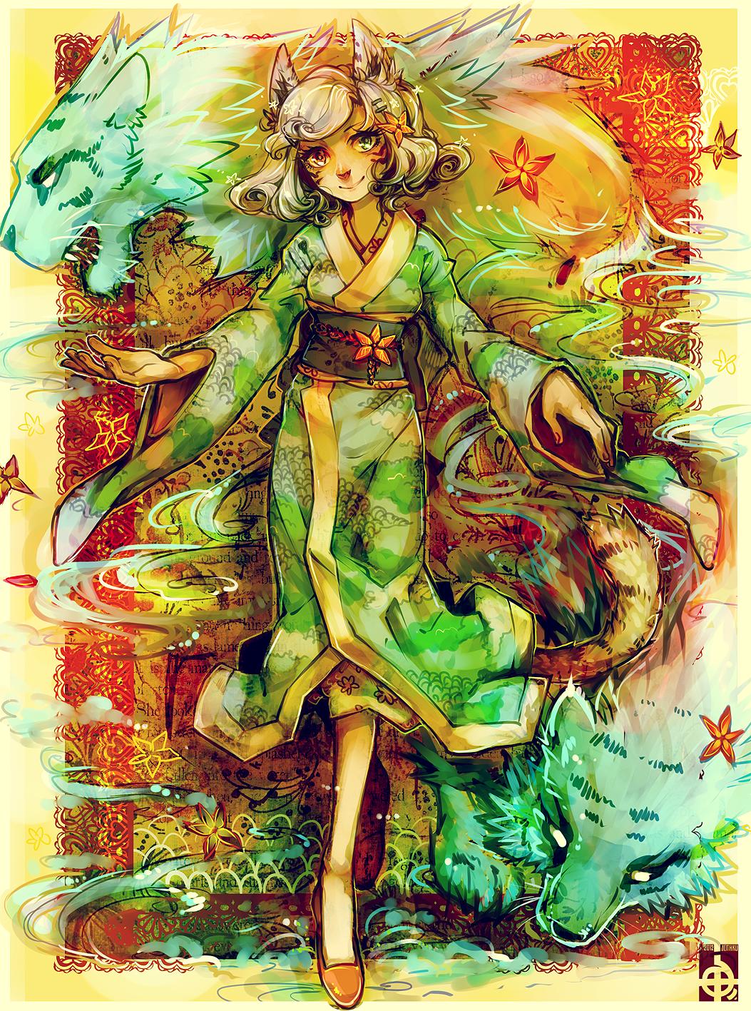 ::Commission:: leinef by Jotaku