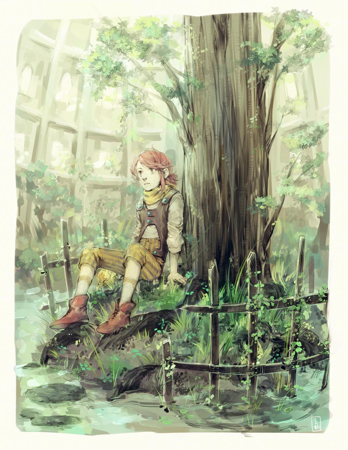 ::LatchKeys:: Garden Concept by Jotaku