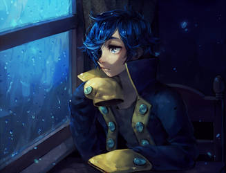 ::LatchKeys:: Rainy Day by Jotaku