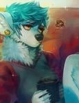 ::Commission:: Speedpaint // Spazzyhusky
