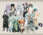 ::Adoptables:: Customs B3 + outfit design