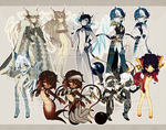 ::Adoptables:: NOT FOR SALE n Customs B4