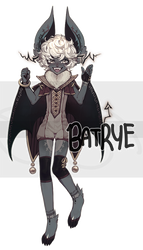 ::Adoptables:: Halloween Batrye A05 [closed]