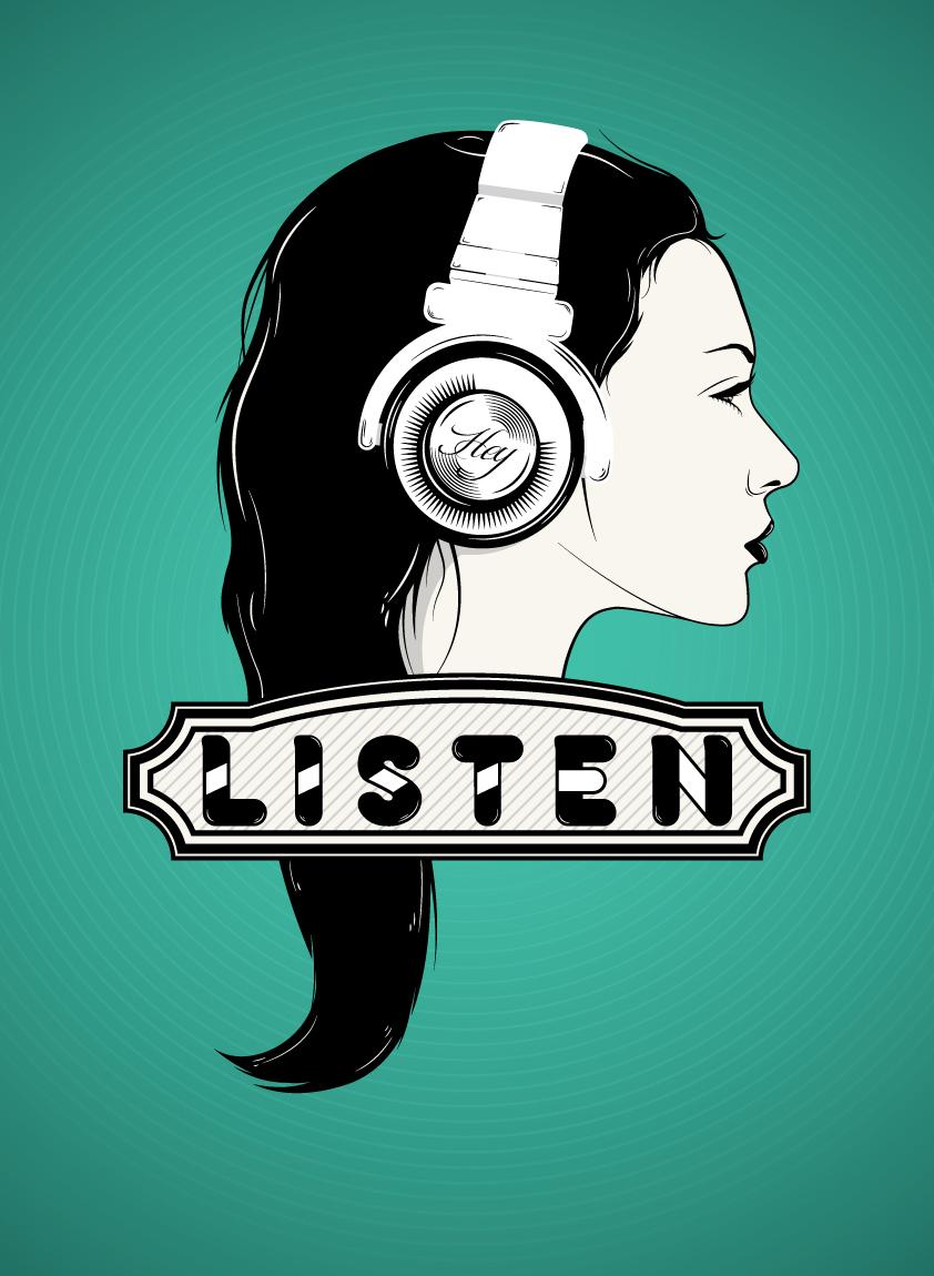 Listen by UniqSchweick12
