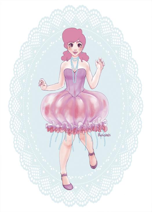 Jellyfishes by Bakehebi