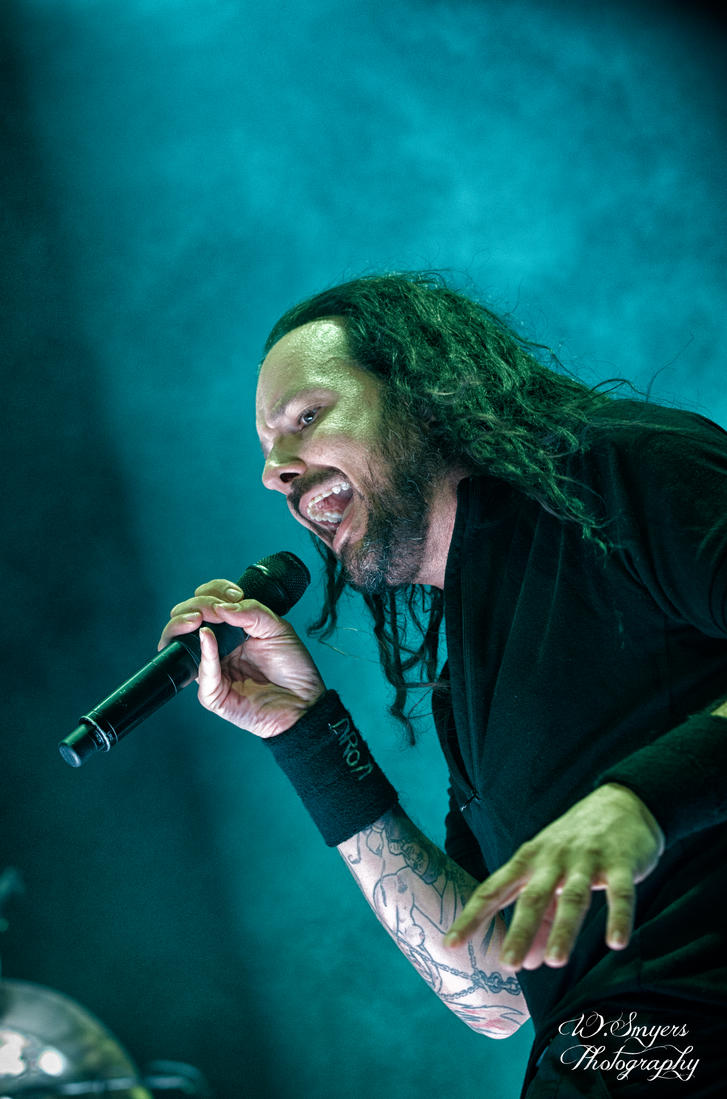 Korn by revrendwilliam