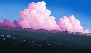 Pink Clouds