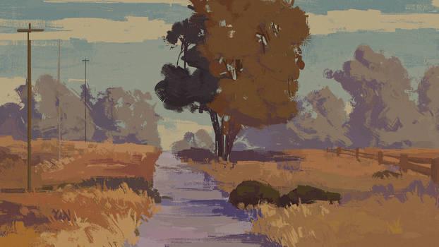 Landscape Study 01