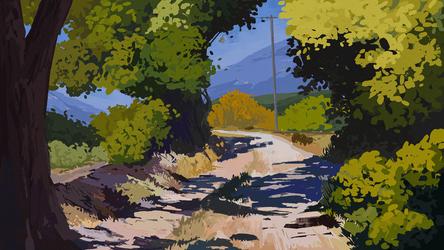 Landscape Study 03
