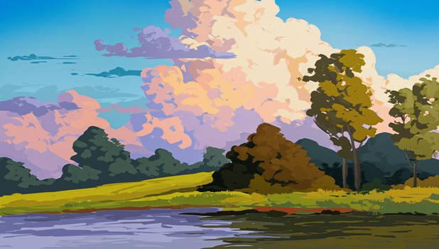 Landscape Study 04