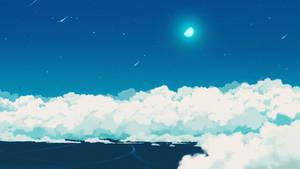 Ghibli Landscape Study 03