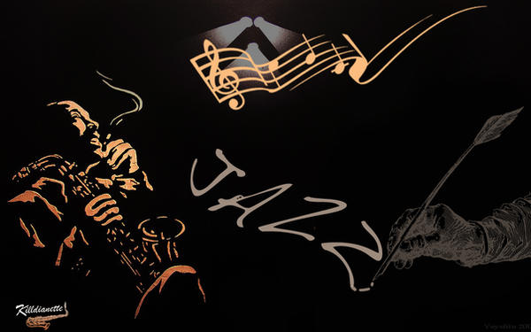 Jazz Wallpaper By Killddianette On DeviantArt