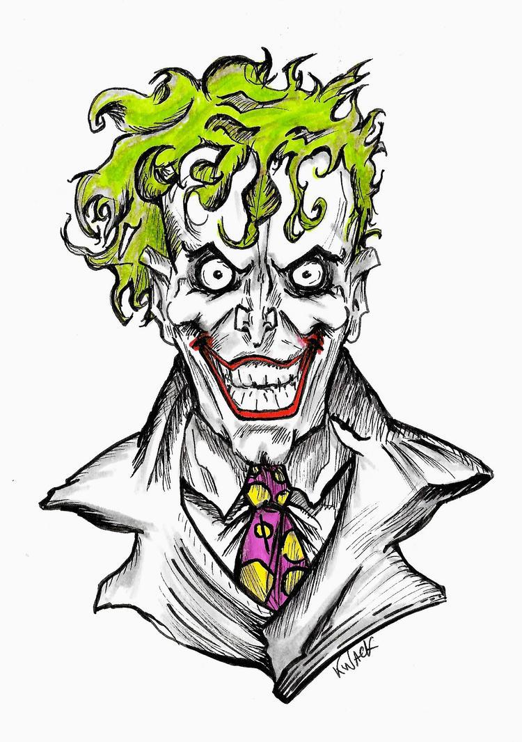 Joker by killddianette