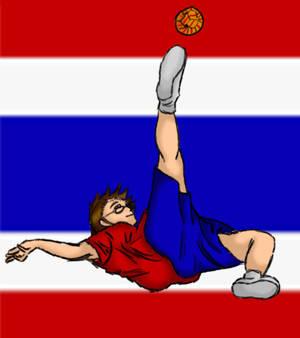 Thailand Sepak Takraw