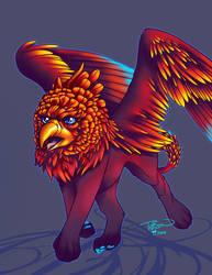Phoenix gryphon