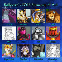 2015 art summary meme