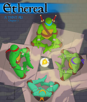 Ethereal - Chapter 2 Cover