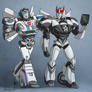 Jazz and Prowl