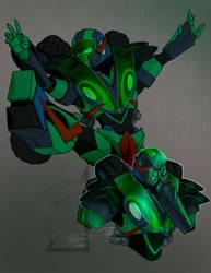 Autobot OC Edge