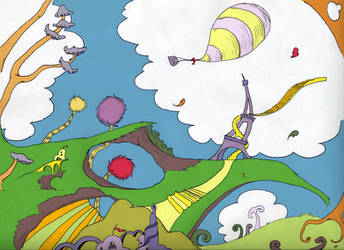A Windy Day for Dr. Seuss