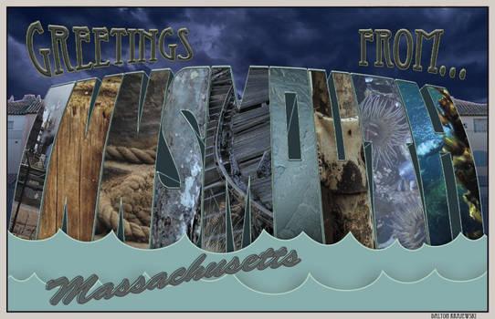 Innsmouth Postcard
