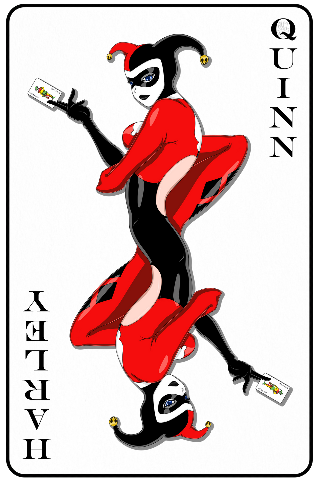 Harley Playing Card by rainboy666 on DeviantArt