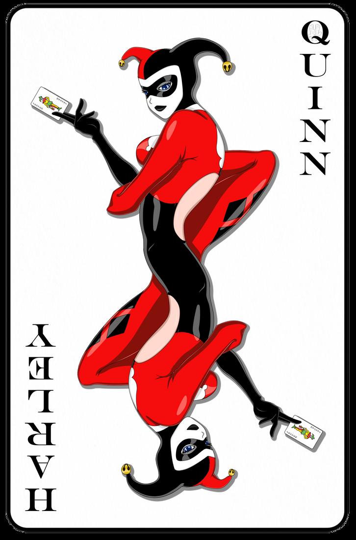 Harley Playing Card by rainboy666