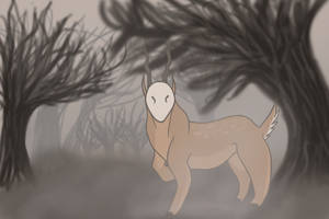 Forest Spirit by ktdid424