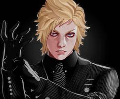 Prompto Argentum by gn0shi