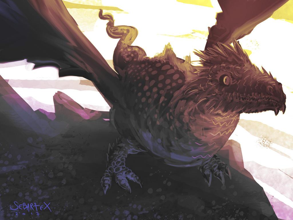 Dragon X 2017 by sebartex