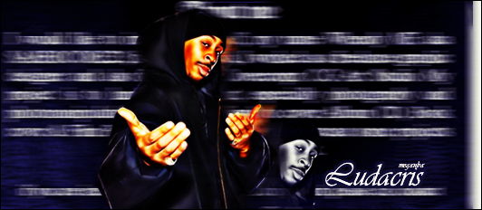 Ludacris by MslmGFx