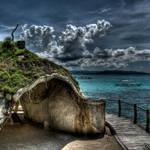 Boracay Cove - HDR