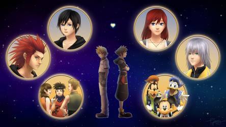 Kingdom Hearts - Envy by tigeatoray