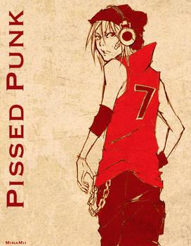 Pissed Punk + Sketch +