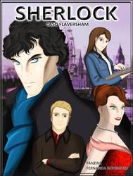 Sherlock Caso Flaversham by Ferrlm
