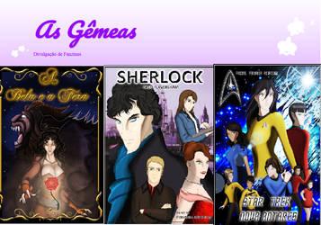 As Gemeas Fanzines by Ferrlm