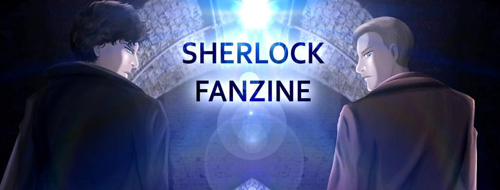 SHERLOCK FANZINE by Ferrlm